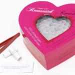 Corazón romántico para San Valentín