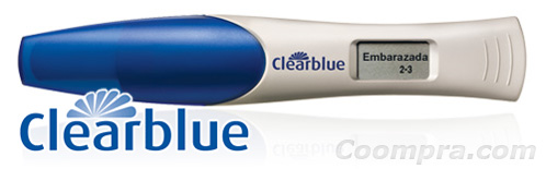 Test de embarazo Clearblue