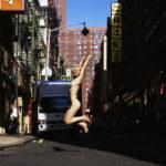 Zach Hyman y sus desnudos en Nueva York