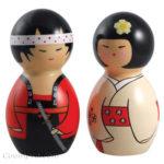 Kokeshi, la muñeca vibradora