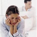Falta de deseo sexual o anafrodisia