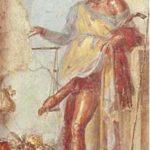 Priapo es más feliz con Venus que con Baco