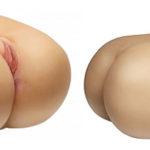 Ano y vagina para masturbarte a tamaño real