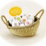 Tenga Easy Egg, los huevos del placer