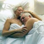 Relaciones sexuales en la tercera edad