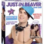 Muñeco hinchable de Justin Bieber