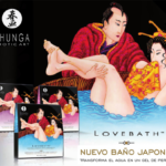 Baño perfumado y sensual con Love Bath