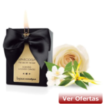 Crear un ambiente romántico con velas