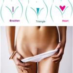 Plantillas para depilación íntima
